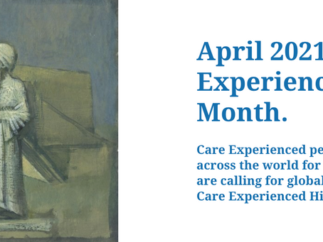 Care Experienced History Month