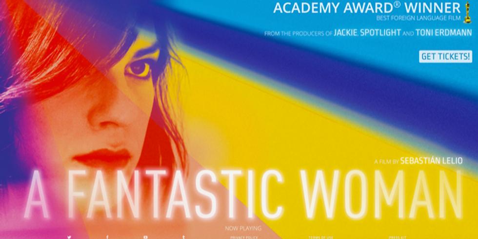 June Film night - A Fantastic Woman