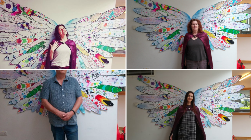 Some stories have #magic and we certainly had lots of that  @Careexpconf   #patterns were beginning to emerge as the #CareExp community were transformed...