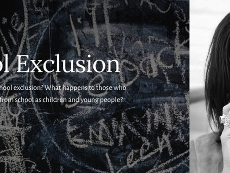 Voices of Exclusion by Lisa Cherry #careexperiencedresearch