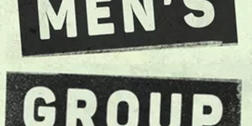 Men's Groups - An experiential exploration with Paul Atkinson, Andy Metcalf & Aashna (1)