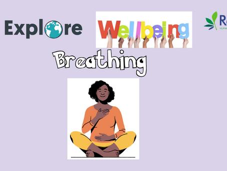 REES Foundation Exploring Wellbeing series: Exploring Breathing 25/12/20