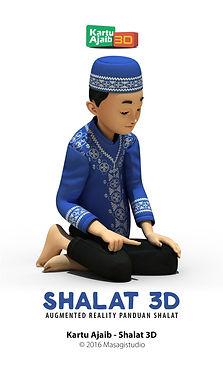 Shalat 3D
