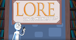 LORE in a Minute