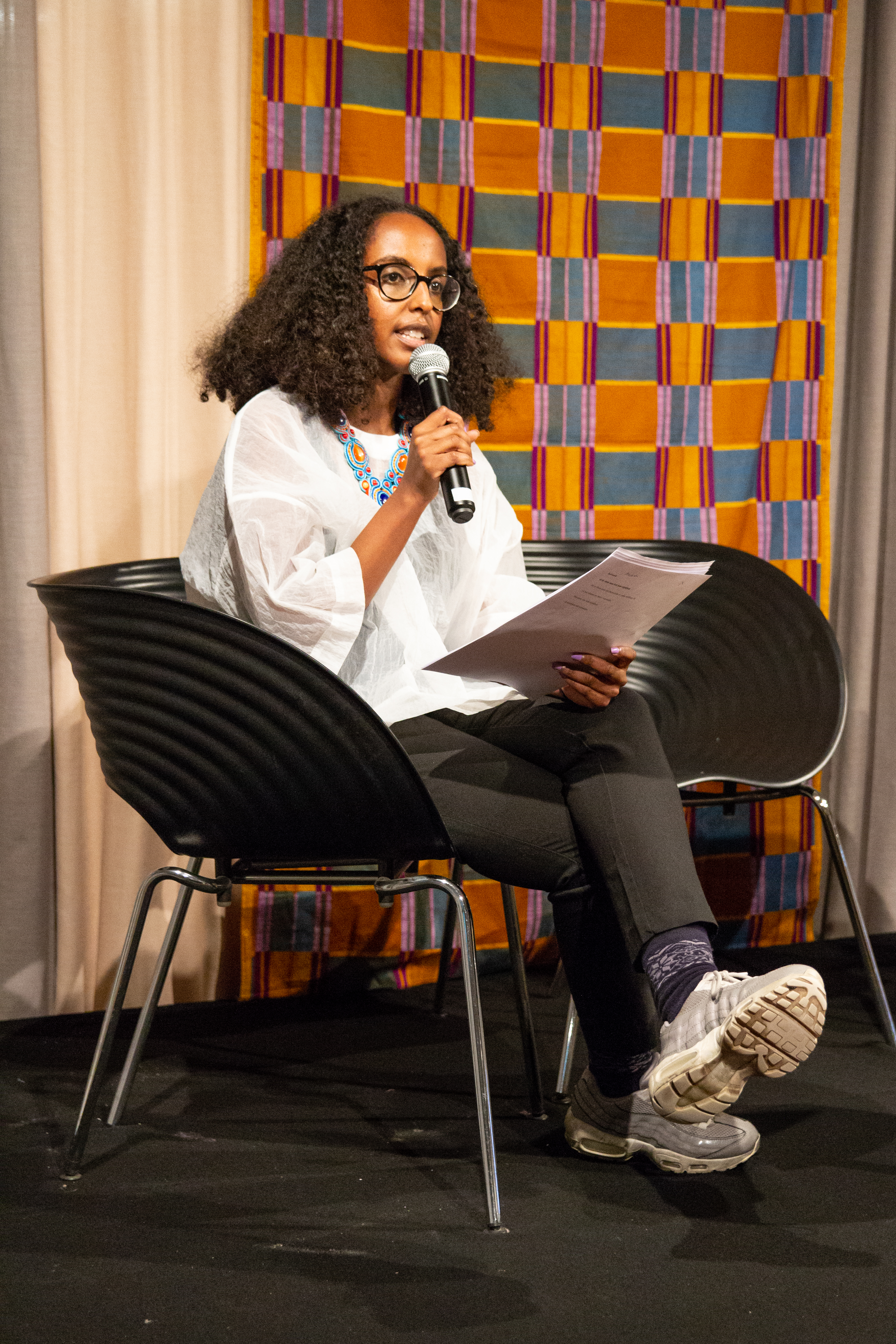 2.Poetry Reading.Fatuma Awil