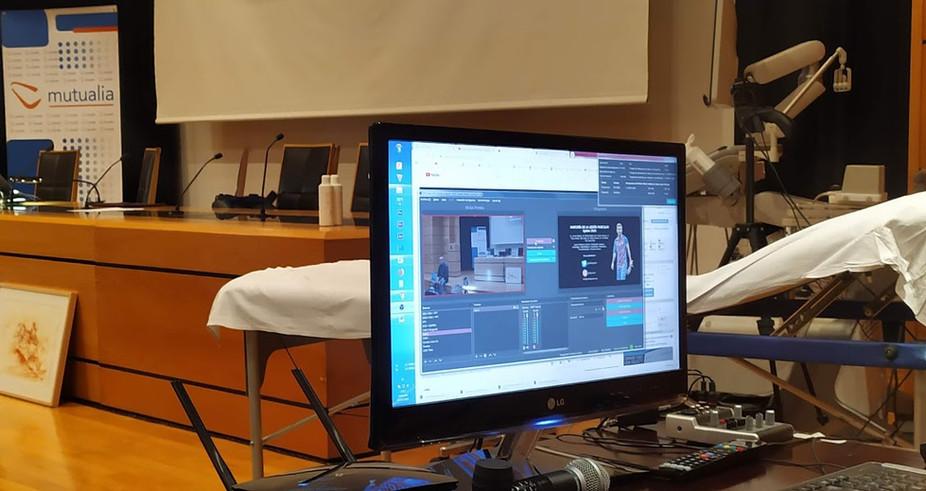 Streaming, iluminación y regidor