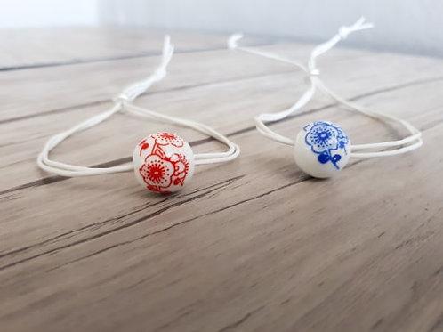 """Bracelet cuir """"Xi Draconis"""""""