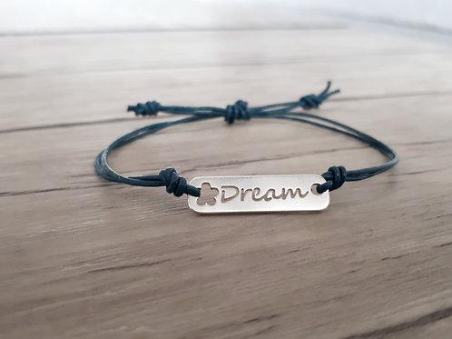 """Bracelet cuir """"Moody"""" Dream"""
