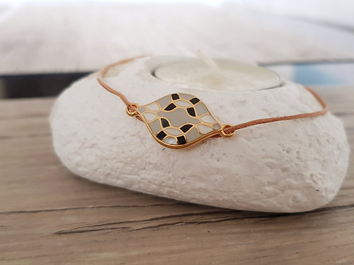 """Bracelet cuir """"Asellus"""""""