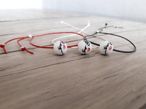"""Bracelet cuir """"Draconis"""""""