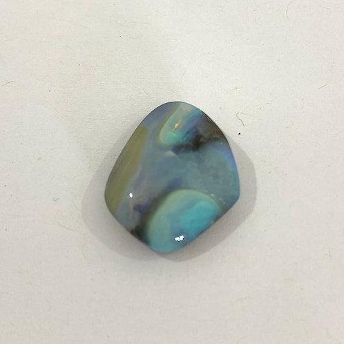 11.93ct Boulder opal loose stone