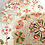 Thumbnail: Vintage Japanese kimono's belt (Obi) collectable silk fablic
