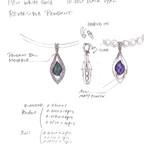 Reversible back opal pendant drawing.JPG