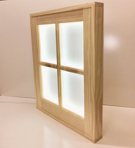 Daylite Window Unfinished