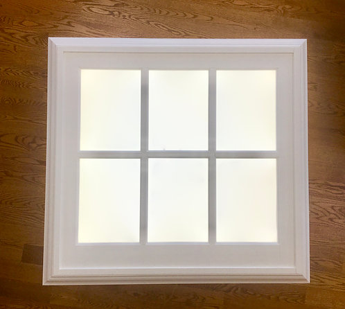 Original Daylite Window 6 Pane
