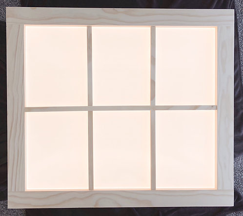 New Daylite Window 6 Pane