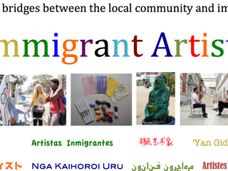 Our Story, Immigrant Artists