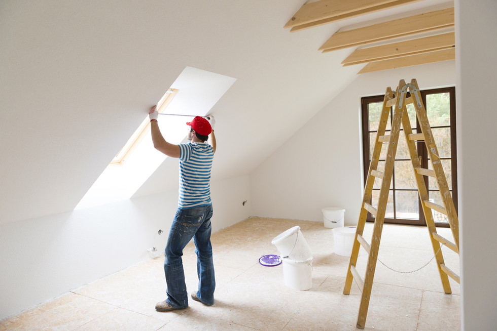Takkupan är ett enkelt sät att släppa in ljus i 1,5 planshuset medn nya Attefallsreglerna behövs inget bygglov