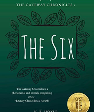 Amy's Review - The Six by K.B. Hoyle