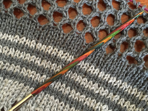 Knitting: good for the soul