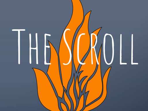 The Scroll by K.B. Hoyle - A Read Along Review