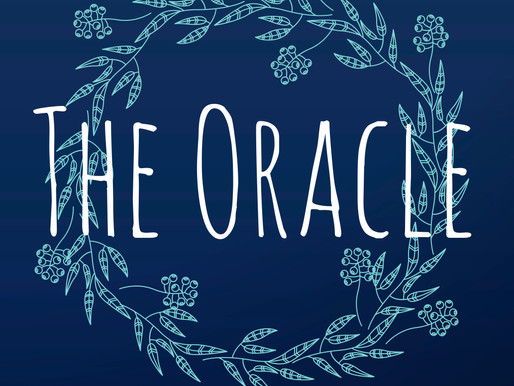 The Oracle by K.B. Hoyle - Read-Along Reviews!