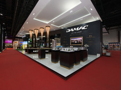 Damac Stand production