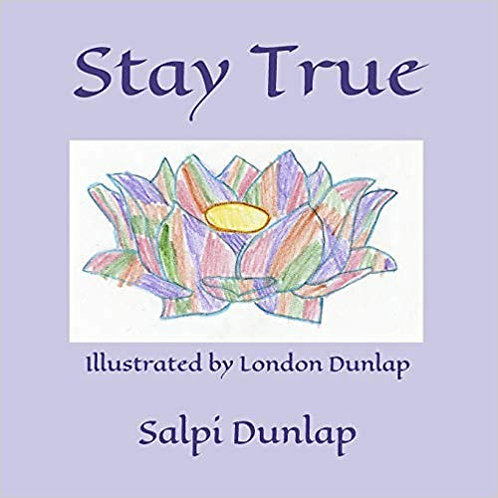 Stay True book