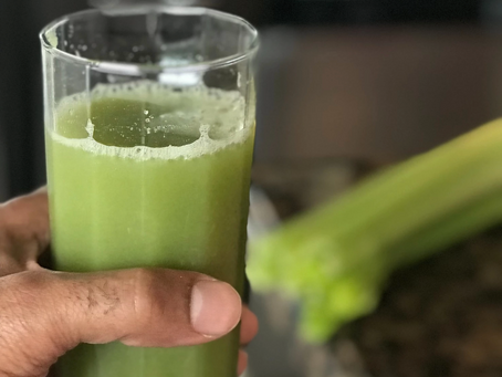 Celery - Let's Stalk About It