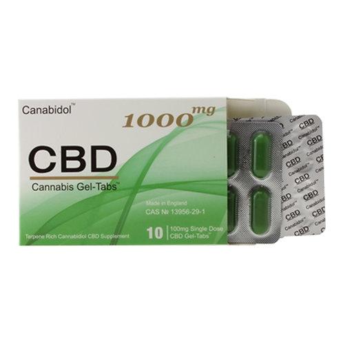 CANABIDOL™ CBD GEL-TABS™ - 1000mg