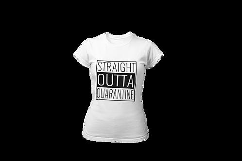 Short-Sleeve Quarantine T-Shirt