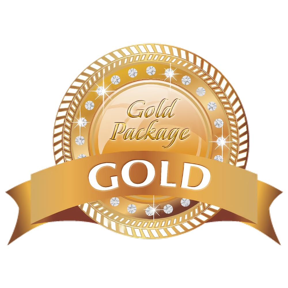 Gold Branding Package