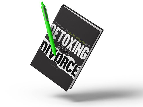 Journaling My Chaotic Thoughts While Detoxing From Divorce