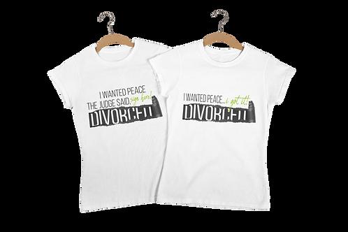 Divorce Free Shirt