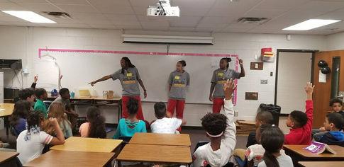 Atlanta Monarchs Visit Local Elementary