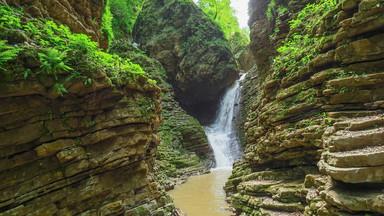 Тур выходного дня В краю ущелий и водопадов
