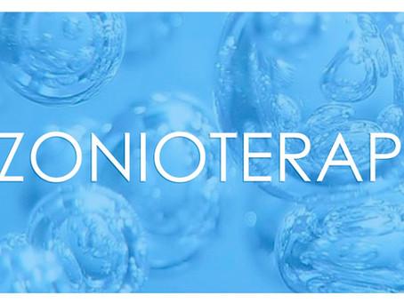 Tratamento de canal com Ozônio