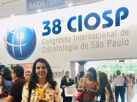 38° CIOSP                           Congresso Internacional de Odontologia de São Paulo