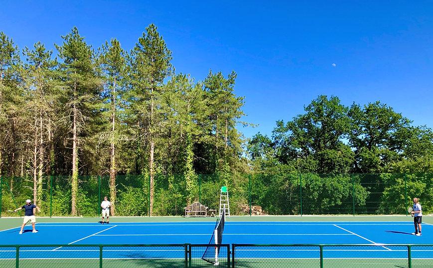 Tennis court Beaucour