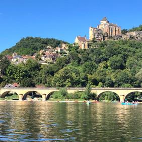 Dordogne and château
