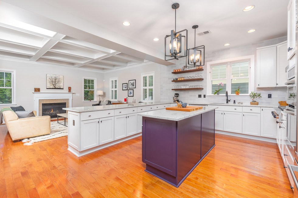 Casey Eves KITCHEN REVEAL!