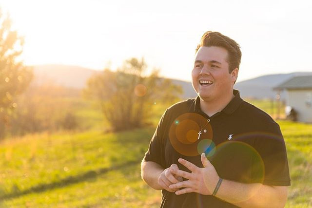 SUNSET SENIOR SESSION! Check out the blo