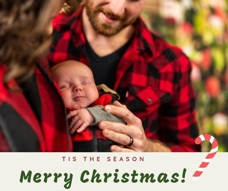 Baby for Christmas!