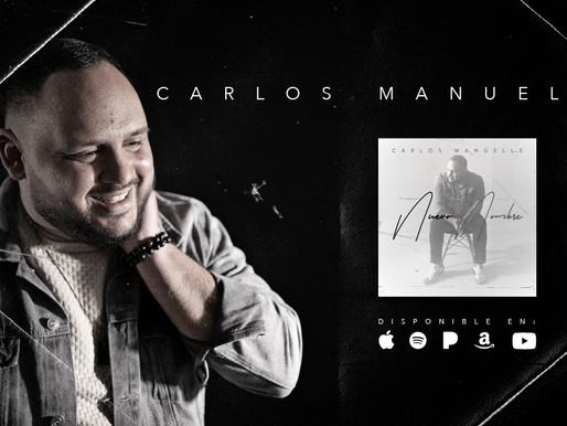 Regresa Carlos Manuelle a la música con nuevo sencillo titulado «Nuevo Nombre»