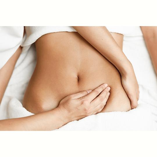 Lymph Drainage Abdominal massage