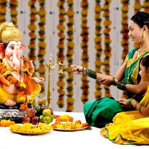 Ganpati Bappa in a new 'Avtaar'