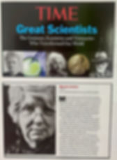 Time Magazie - Great Scientists - Marsha Linehan DBT creator - MiMo Psychotherapy Group