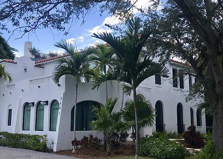 MiMo Psychotherapy Group exterior - 5601 Biscayne Blvd Miami, FL 33137