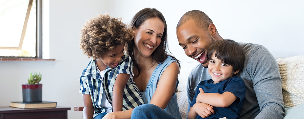 Happy Pest Free Family