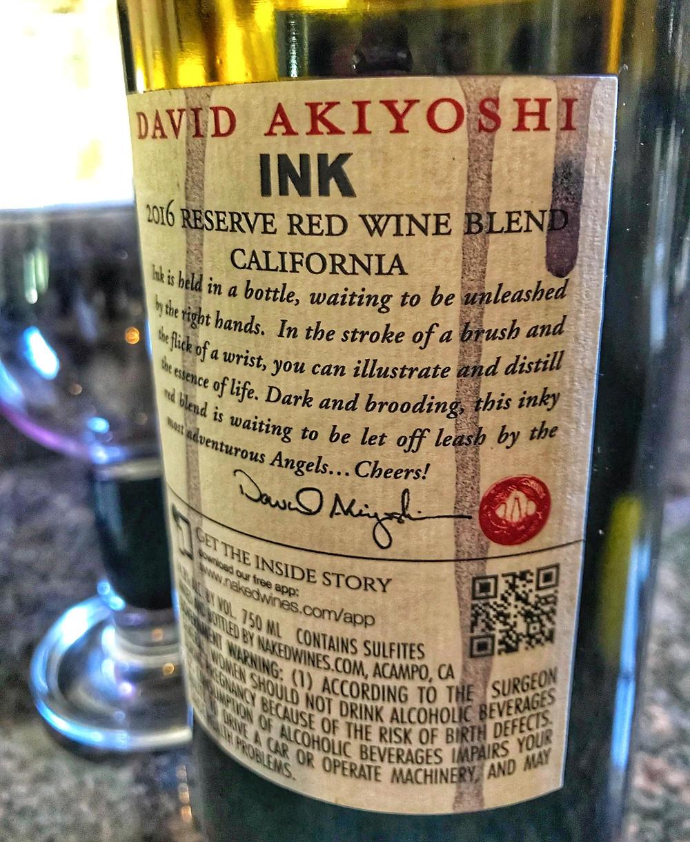 Review of David Marchesi Provare California Zinfandel